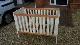 A good solid sturdy cot in very good condition