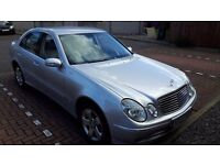 Bargain Mercedes E320 CDI 204 hp powerful and economic for low price!!!