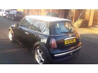 Mini Cooper 1.6 2002 Model *Half Leather Seats* 1 Owner From New* 2 Keys* 1 Year MOT*