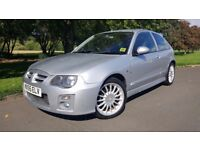 MG ZR 1.8 120 + Stepspeed 3dr RARE AUTOMATIC + LOW MILEAGE