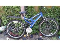 ADULT 26 INCH WHEEL MEN'S MOUNTAIN BIKE / DELIVERY AVAILABLE 🚚