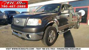 2006 Ford F-150 XLT CREWCAB 4X4 TRUCK - GREAT PRICE!