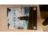 DVD DUNKIRK BRAND NEW NEVER USED £3