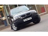 BMW X3 2.0 20d SE SUV 5dr Diesel Manual ((W.MILEAGE+SUNROOF+12M MOT))