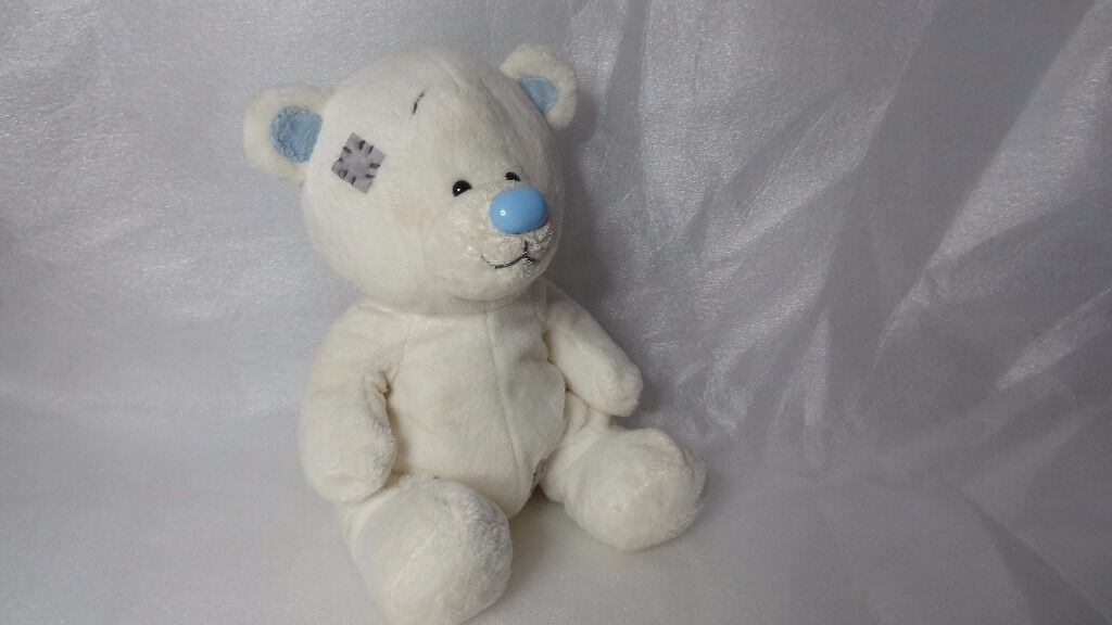 Teddy Bear - Blue Nose Friend called Chalky. No15.