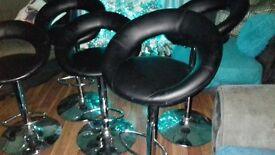 5 bar stools