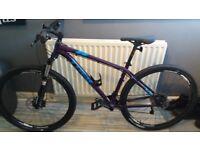 £400. Trek xcaliber 29er hardtail mountain bike