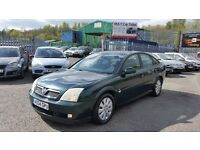 2004 (04 Reg) Vauxhall Vectra 2.2 SXI Diesel For £695, 12 Months Mot on Sale