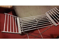 electrically heated clothes airer, excellent conditions