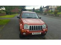 Jeep cherokee 3.7 for sale