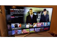 SAMSUNG 65 inch 4K Ultra HD HDR Smart LED TV-UE65KU6400,Freeview HD & Freesat HD,Excellent Condition