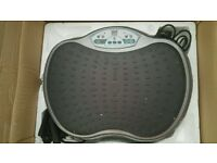 Gymmaster Vibration Plate - Hardly Used