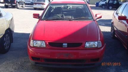 1998 Seat Cordoba Sedan Caloundra Caloundra Area Preview