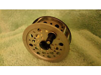 "Shakespeare Beaulite 4 ¼"" Wide Drum Salmon Fly Reel"
