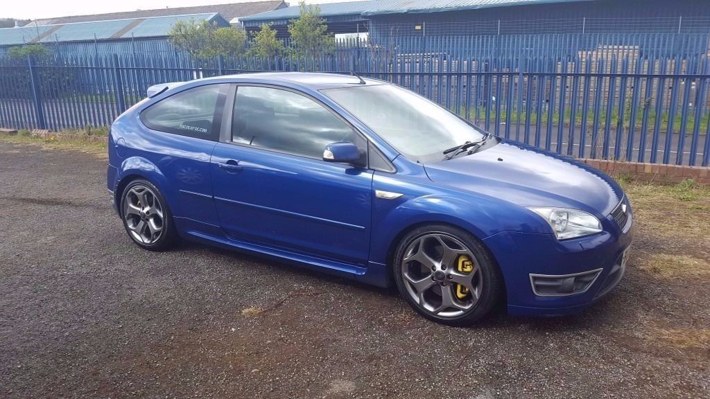2006 ford focus st 2 5 turbo in gateshead tyne and wear gumtree. Black Bedroom Furniture Sets. Home Design Ideas