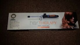 Nicky Clarke digital tongs and remington sapphire pro curl