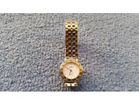 Women Quartz Watch, Stainless Steel, Gold & Silver Colour, Good condition, Contact me asap,Cheap £10