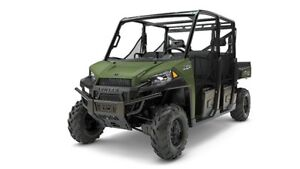 2017 Polaris Ranger Crew XP 900
