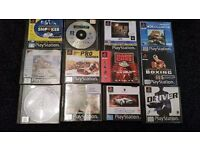 Playstation 1 Games bundle x 12 PS1 Games