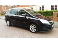 2008 Vauxhall Zafira 1.9 CDTi Design 7 Seats.