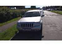 Jeep Grand Cherokee 2.7 CRD Limited,auto 2003 - Low mileage 78k