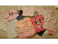 Baby Girls Clothes Bundle (3-6 Months)