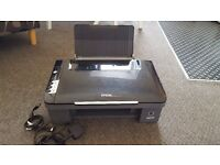 Epson SX100 Printer and Scanner