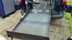 Ricon Tail lift / wheelchair lift for van
