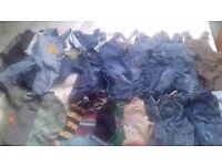 Boys bundle clothes 6 to 9 months