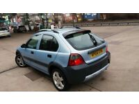 Rover streetwise 1.4 in mint condition long tax&mot hpi clear. Px swap