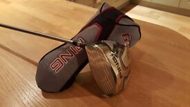 Ping G20 Driver 10.5 TFC 169 shaft - mint condition