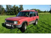 Land rover discovery tdi 300