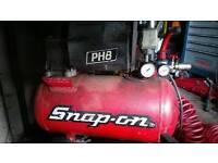 Snap on ph8 24lt air compressor