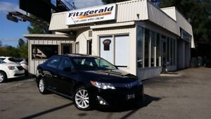 2013 Toyota Camry XLE - LEATHER! NAV! BACK-UP CAM!