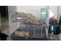 Small Indoor Animal Pet Cage