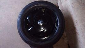 "14"" GENUINE Vauxhall cavalier GSi wheels (newly refurbed) ""cav slabs"""
