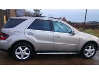 ML 320CDI Sport, Cubinite Silver, Auto Lights, Wipers etc, Service not due for 12k, Excellent tyres