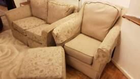 2 Seater sofa + 1 Seater sofa (3 piece set)