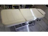 Electric beauty bed