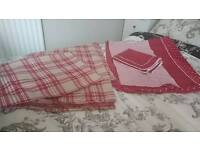 Red bed sets