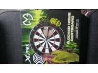Dart Board with darts. Brand New!
