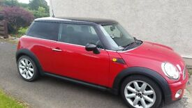 2008 MINI ONE 1.4 manual petrol *FINANCE AVAILABLE SUBJECT TO CREDIT PROFILE*
