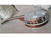 Barnes and Mullings banjulele. Uke/banjo