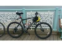24 inch carrera vengance mountain bike