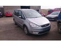 2009 FORD GALAXY, 1.9 DIESEL, BREAKING FOR PARTS ONLY, POSTAGE AVAILABLE NATIONWIDE