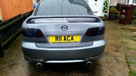 Cherished private number plate R11 ACA