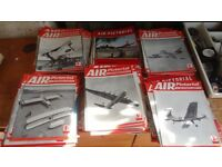1950/60'S AIR PICTORIAL AIRCRAFT MAGAZINES APPROX 120