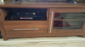 TV unit - solid wood - excellent condition!