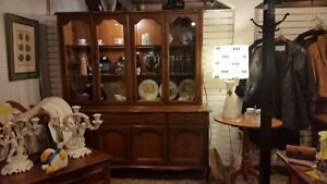 Gibbard China Cabinet Solid Wood 395.00