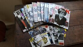 Classic Rock Magazine 2015 Jan to Dec Complete with CDs